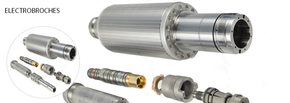 Cytec Precision Machine-Outil Electrobroches