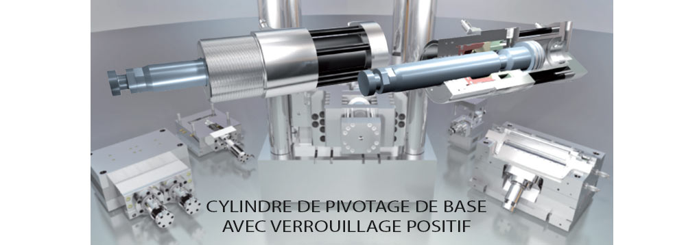 Cytec Precision Machine-Outil Verins